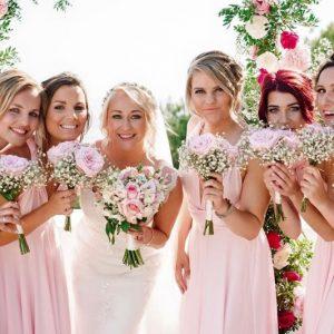 Ibiza Bridal Hair