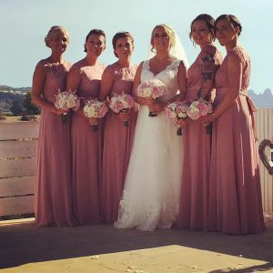 At Elixir Shore Club , one of the most sought after  wedding venues in Ibiza.
