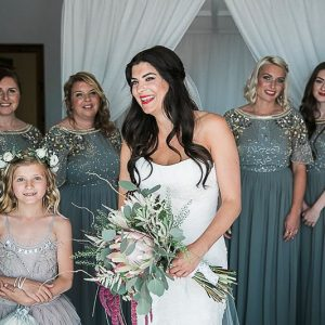 Bridal Hairstyles by Kinga Ibiza Hair and Make up . featured on love my dress wedding website