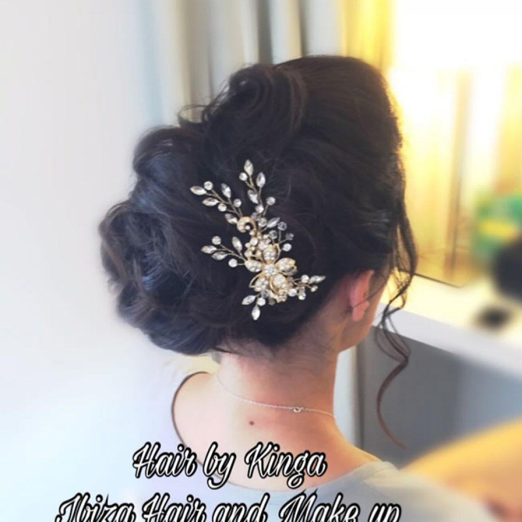 Elixir Shore Bridal hair and make up