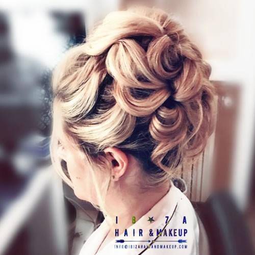 Ibiza Hair and Make up by Kinga Evans , Villa Can Rafal