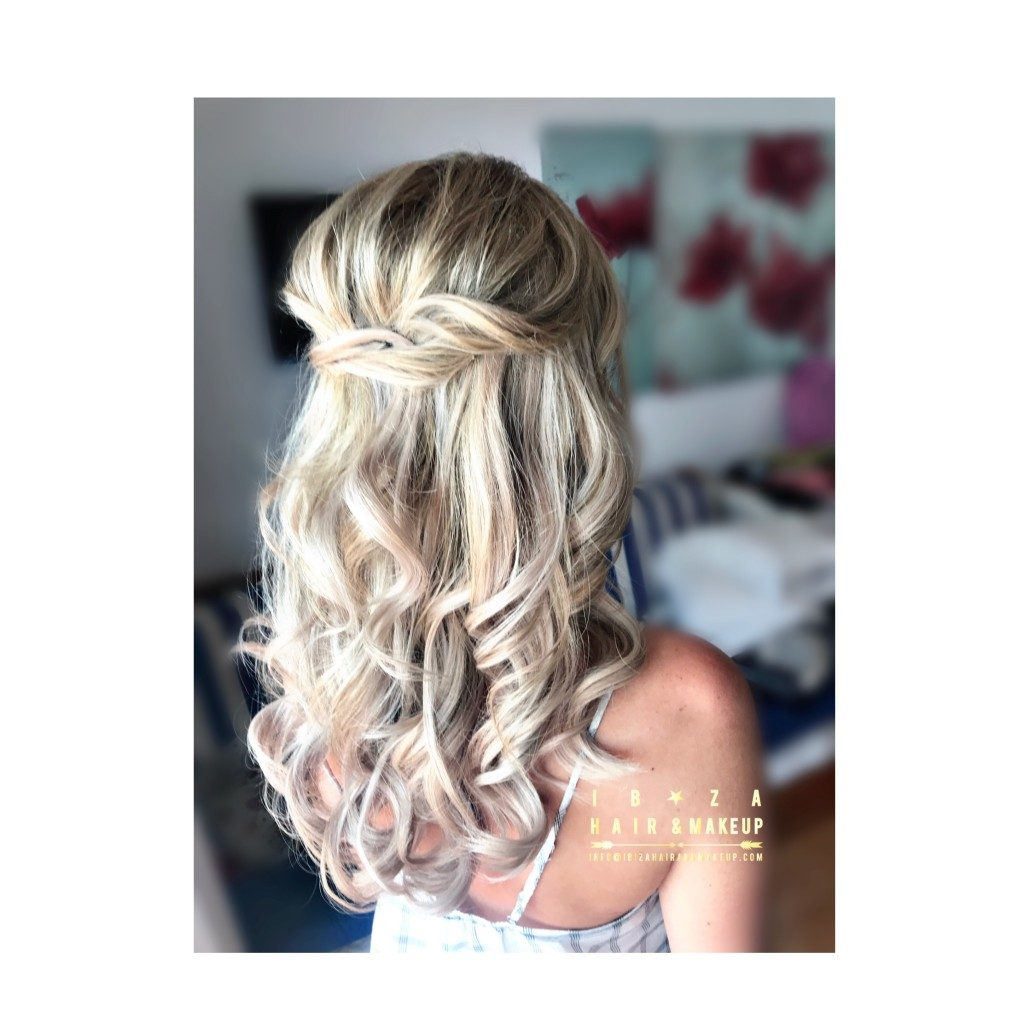 bohemian relaxed curls , hairstyles by kinga