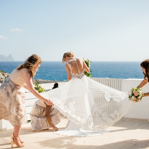 Hair and Make Up Ibiza Elixir Bride