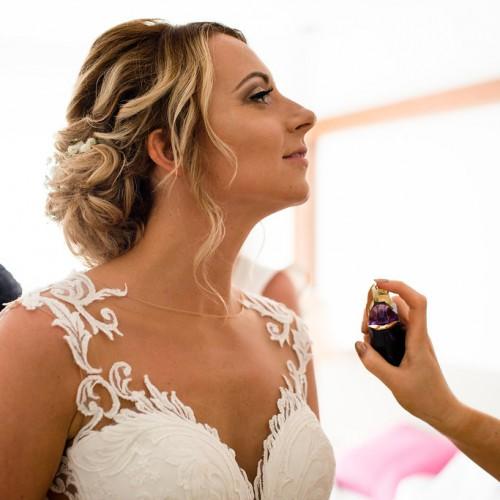 Hair and Make Up Ibiza Elixir Bride